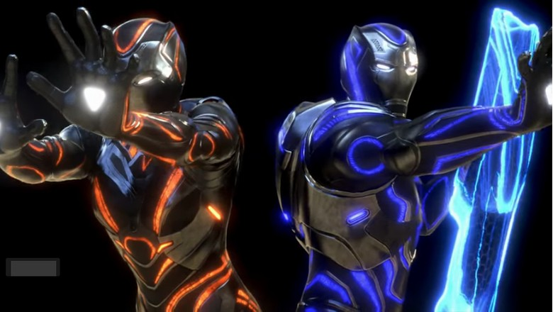 Foto: Avengers Virtual Damage