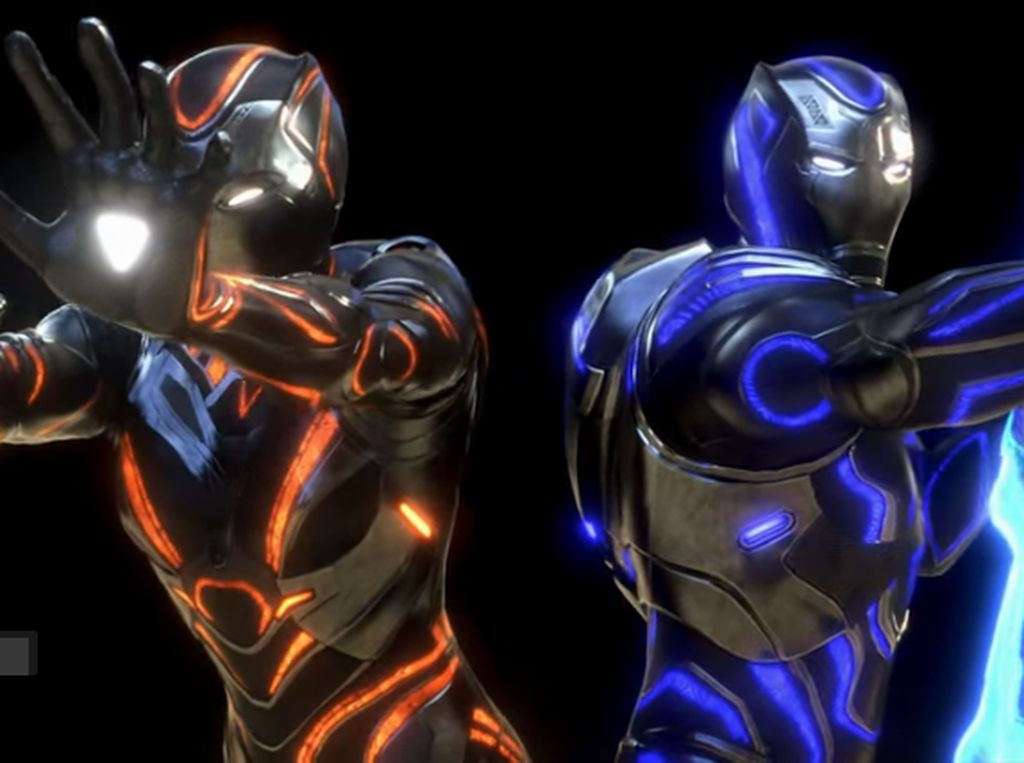 Shuri dan Iron Man Buat Kostum Baja untuk Avengers: Damage Control