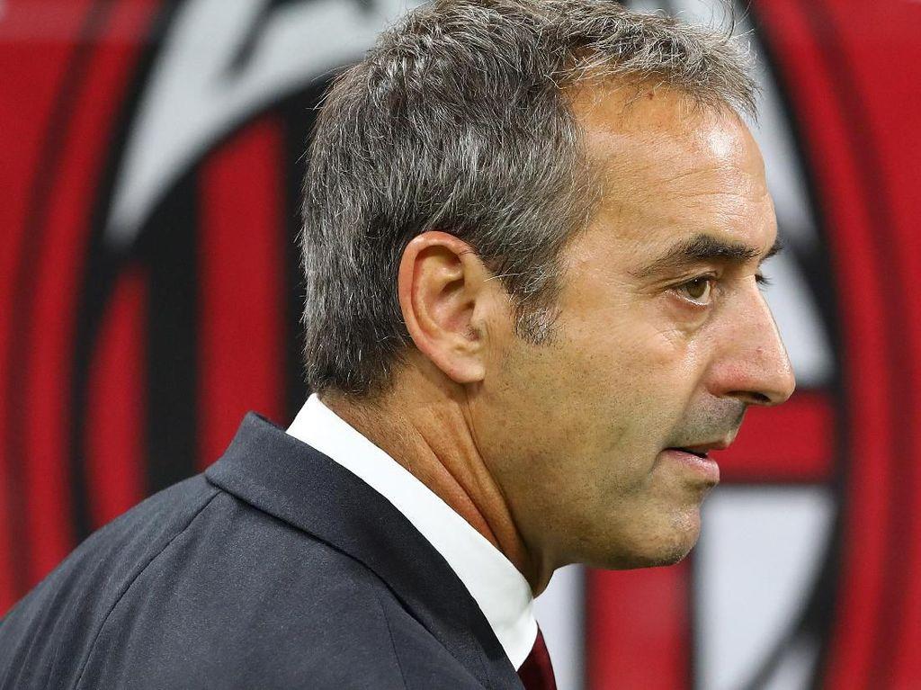 Milan Sudah Pikir-pikir Pecat Marco Giampaolo