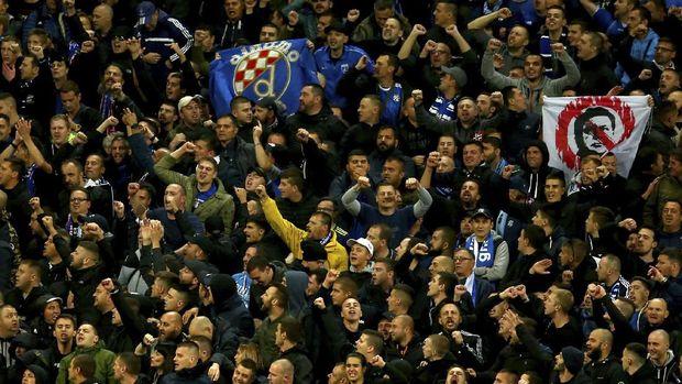 Fans Dinamo Zagreb