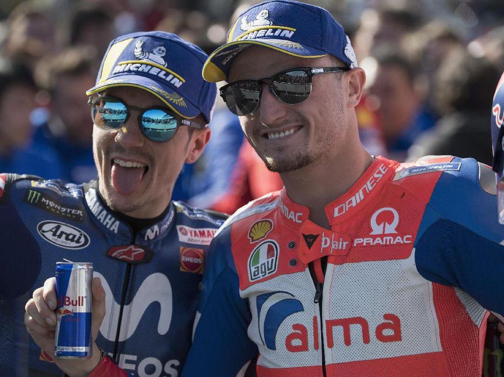 Salut! Miller Stut Motor Vinales yang Mogok di Sesi Latihan Bebas MotoGP Thailand