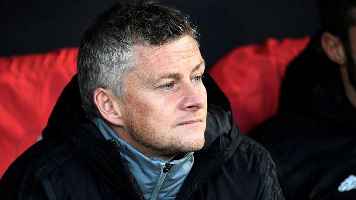 Manajer Manchester United, Ole Gunnar Solskjaer, mewaspadai Norwich City. (Foto: Piroschka Van De Wouw/Reuters)