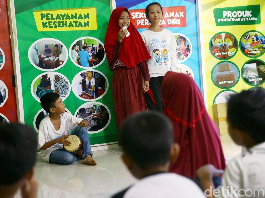 Bangkit dari Trauma Lewat Sekolah Anak Percaya Diri