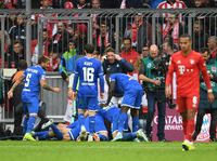 Bayern Vs Hoffenheim: Die Roten Telan Kekalahan Perdana