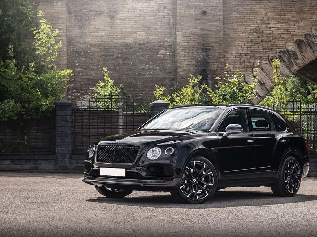 Bentley Bentayga Modif ala Khan