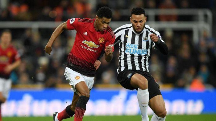 Man United punya rekor bagus atas Newcasle United (Stu Forster/Getty Images)