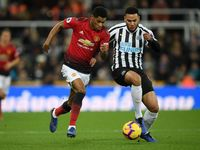 Man United Vs Newcastle: Rekor Bagus Setan Merah di Boxing Day