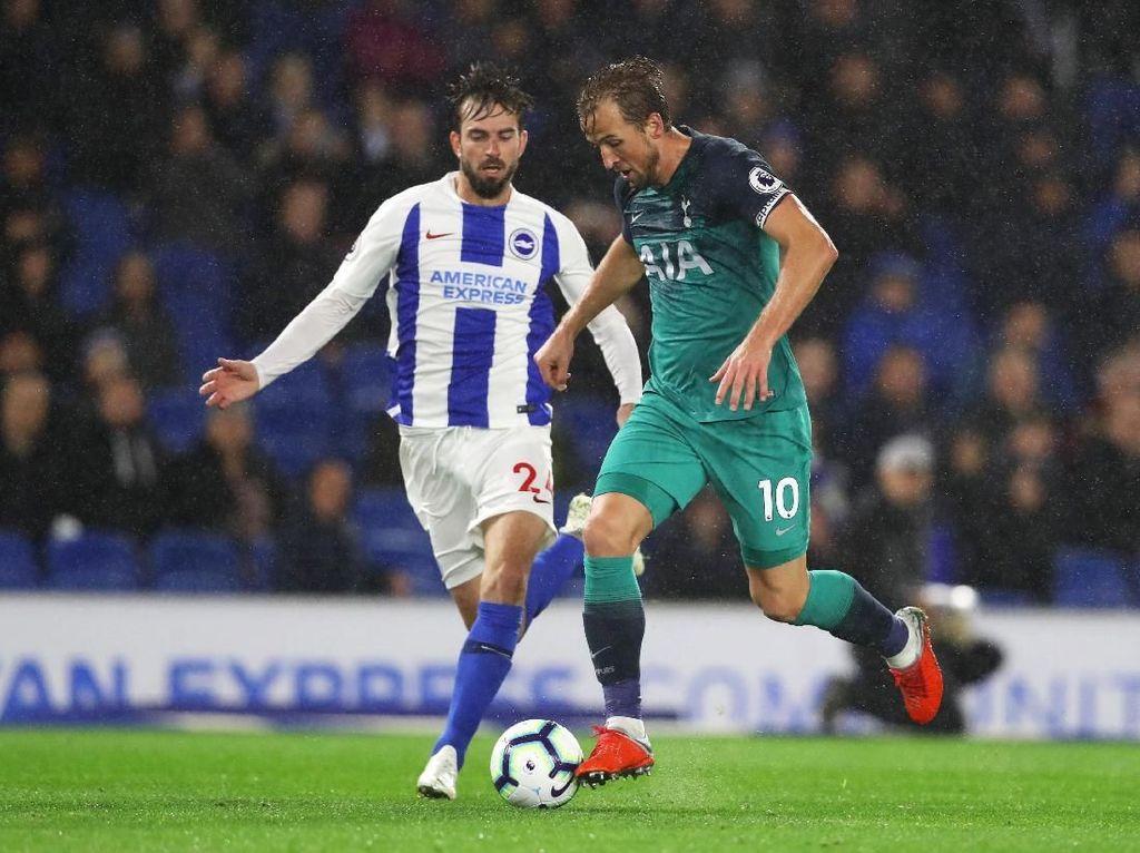 Link Live Streaming Brighton & Hove Albion Vs Tottenham Hotspur