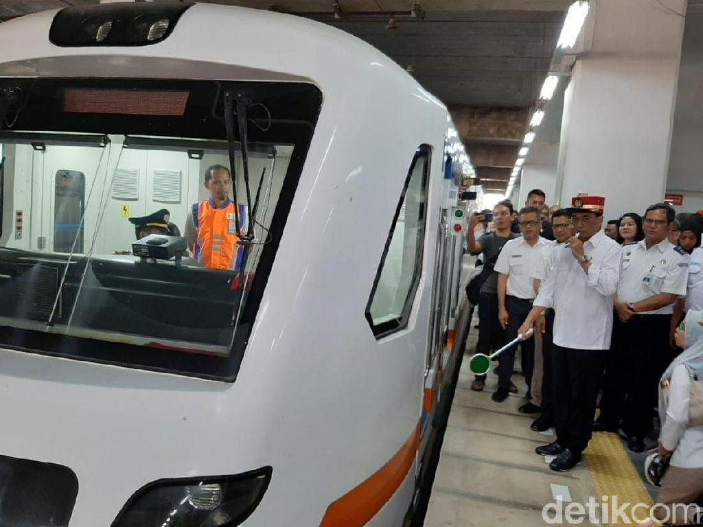 Tidak Perlu Repot, Naik Kereta Bandara Bisa dari Stasiun Manggarai