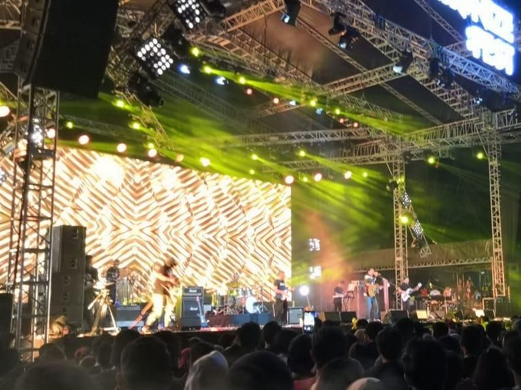 Glenn Fredly Kembali Suarakan Isu Papua di Synchronize Fest 2019
