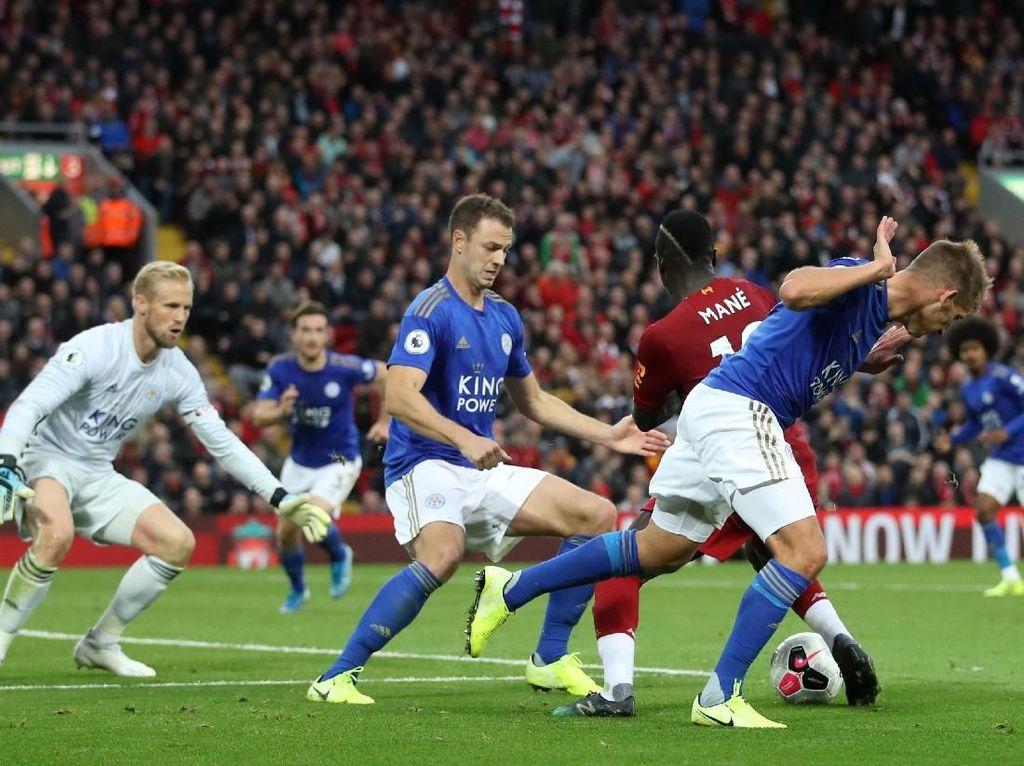 Diganjar Penalti di Injury Time Lawan Liverpool, Rodgers: Menyakitkan