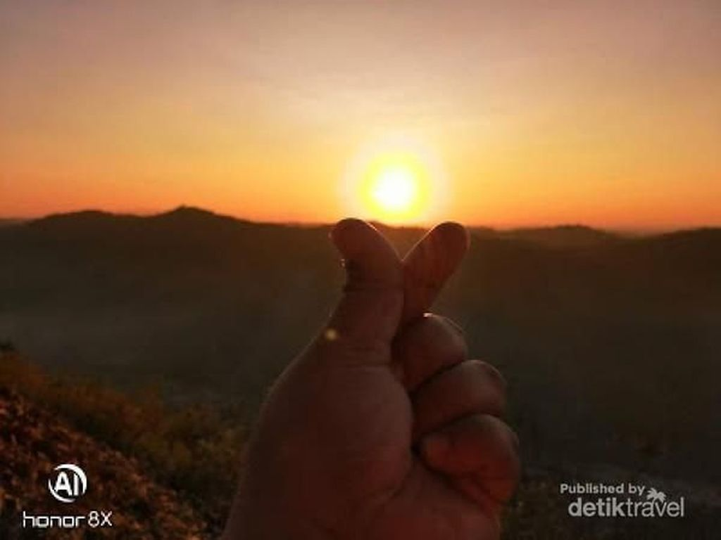 Selamat Pagi dari Bukit Panguk