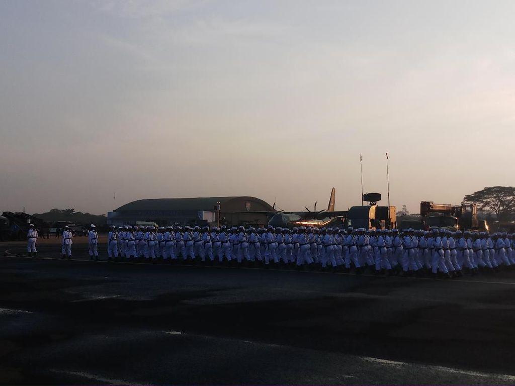 Jokowi Akan Pimpin Upacara HUT Ke-74 TNI di Halim Perdanakusuma