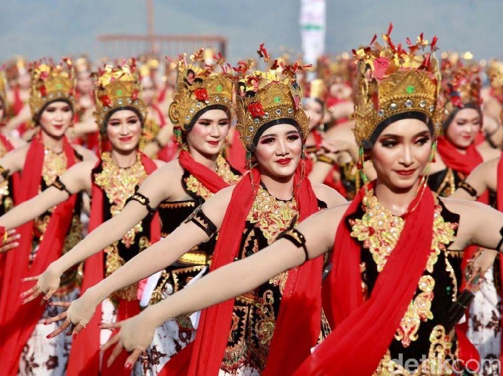 1.000-an Gandrung Menari di Pantai Banyuwangi Akhir Pekan Depan
