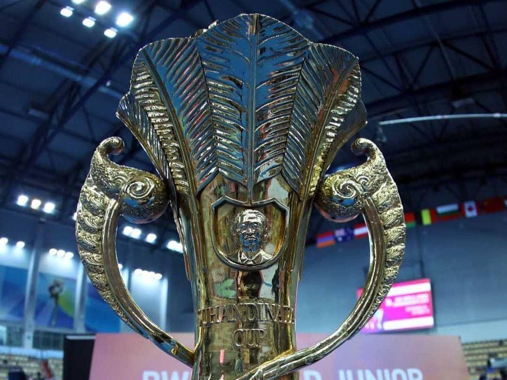 Indonesia Jawara Kejuaraan Dunia Bulutangkis Junior 2019