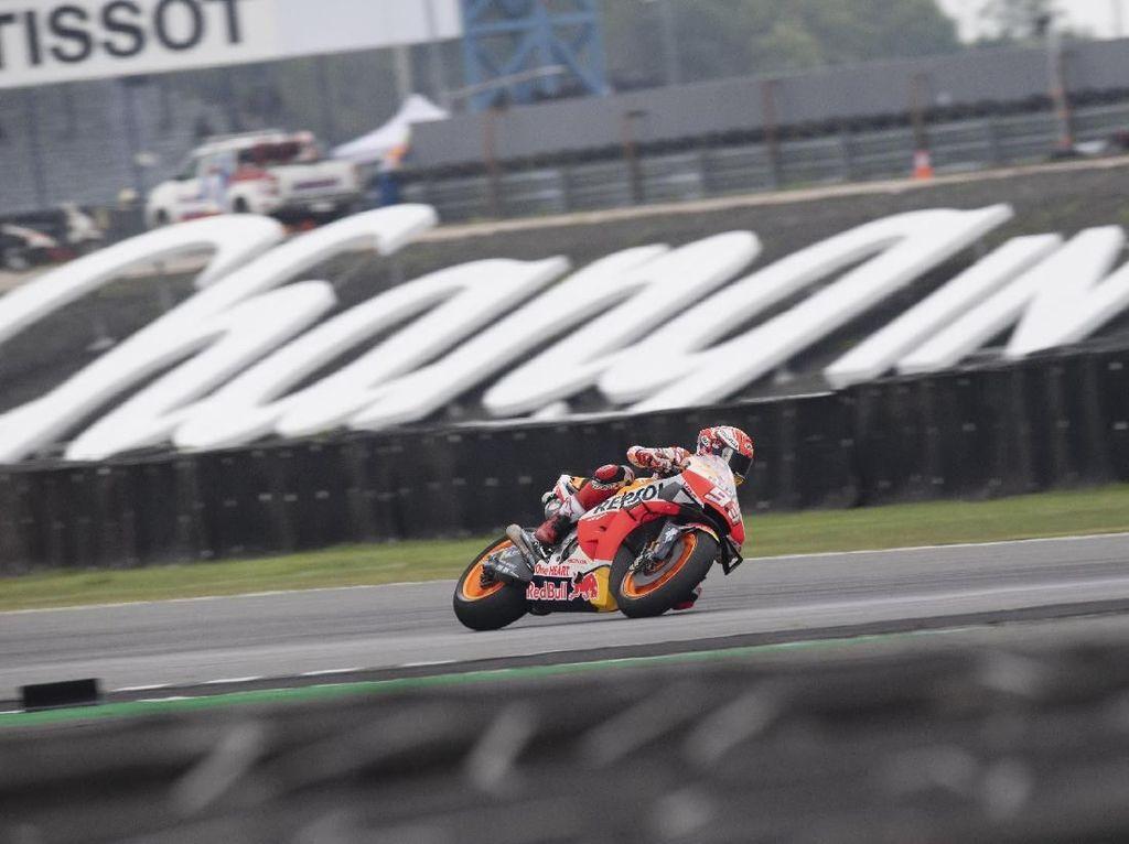 MotoGP Thailand: Waspada Tikungan Lima!
