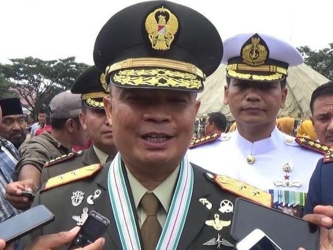 4 Oknum TNI Diduga Pesta Sabu di Hotel Diproses Hukum
