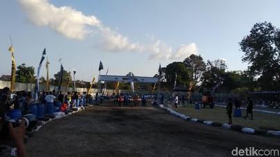 Tampil Beda, Kustomfest 2019 Hadirkan Flat Track Race