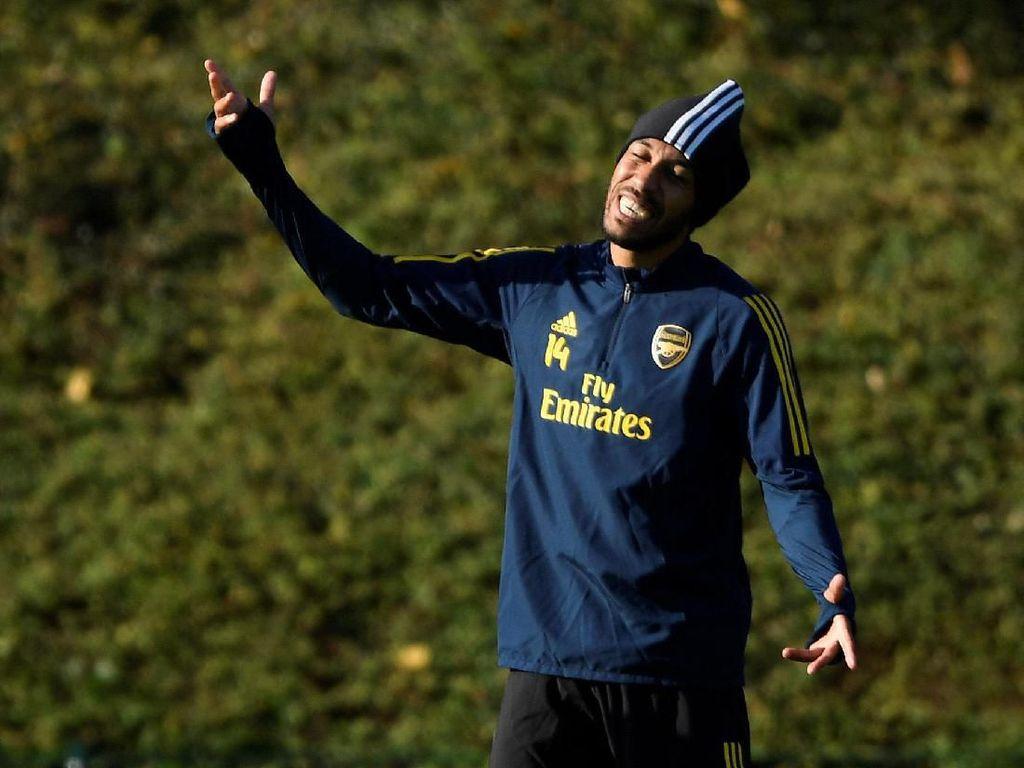Perselisihan Dortmund-Aubameyang Berlanjut