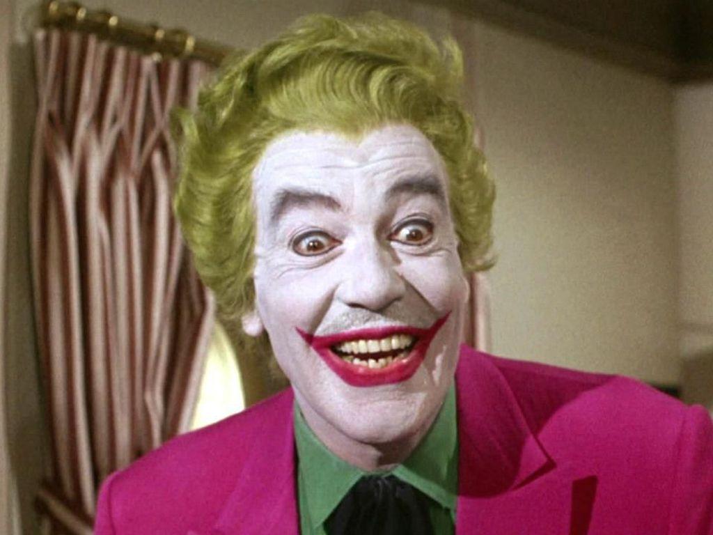 Foto: Transformasi Gaya Joker Jadul Sampai Zaman Now