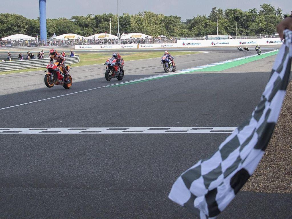 Saksikan Live Streaming MotoGP Thailand di detikSport