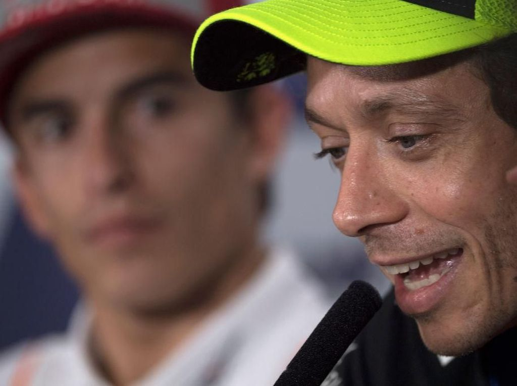 Rossi: Dominasi Marquez Mirip Saat Aku Muda Dulu