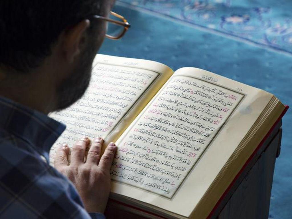 2 Ayat Ini Sering Dibaca Ustaz Yusuf Mansur, Bisa Perlancar Rezeki?