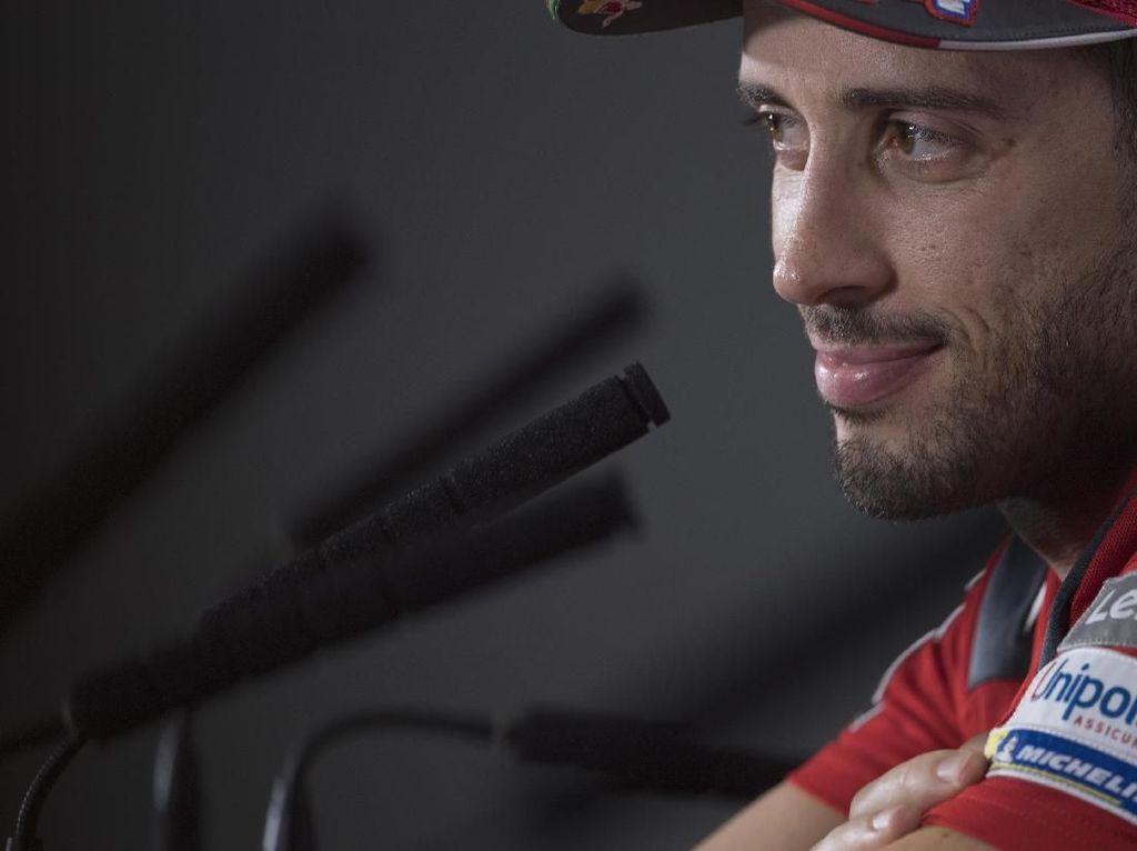 Dovizioso: Marquez Kencang, tapi Tak Seperti di Aragon