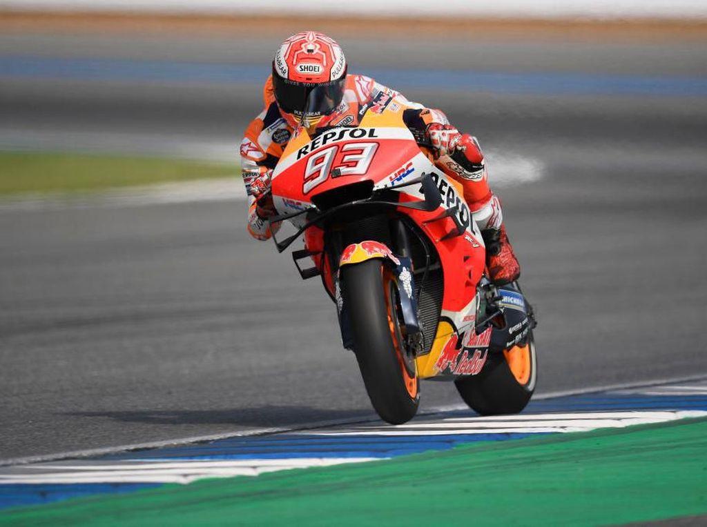 Klasemen MotoGP Usai Balapan di Thailand