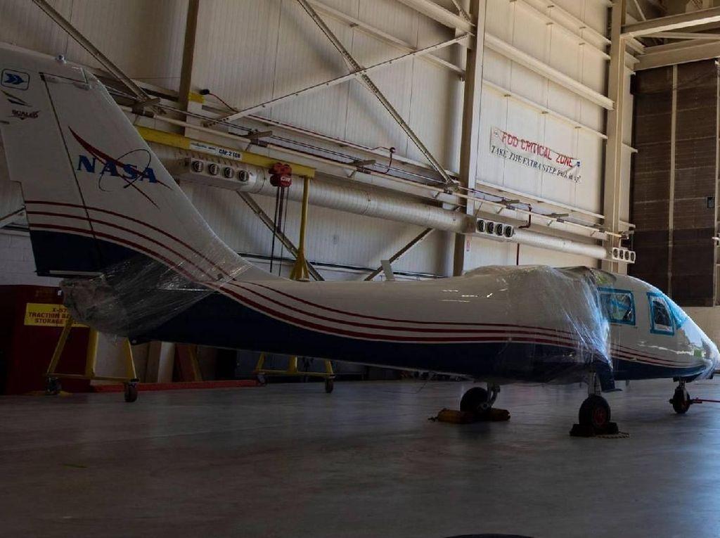 NASA Segera Uji Pesawat Elektrik X-57 Maxwell