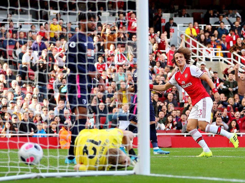 Arsenal Vs Bournemouth: The Gunners Menang Tipis 1-0