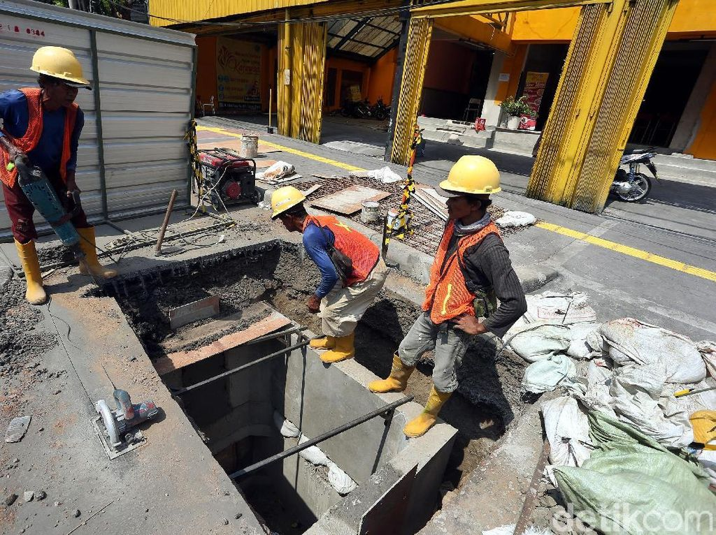 DKI Jakarta Bakal Pasang Tarif Penataan Utilitas Bawah Tanah