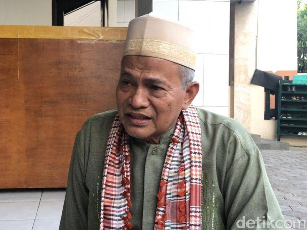 DKM Al Falah Bantah Ninoy Karundeng Dianiaya di Dalam Masjid