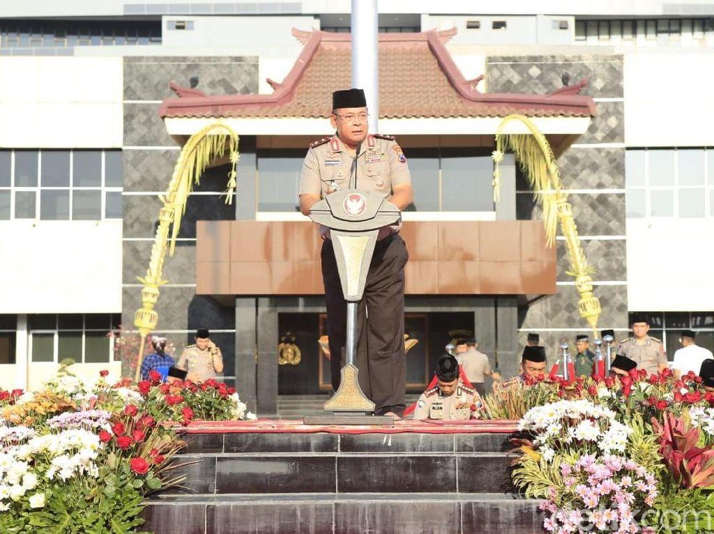 Wiranto Ditusuk, Kapolda Jatim Perintahkan Tingkatkan Keamanan Tamu Negara