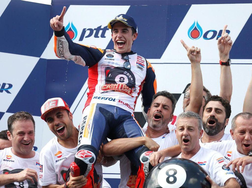 Marquez Segera Tambah Kontrak di Honda