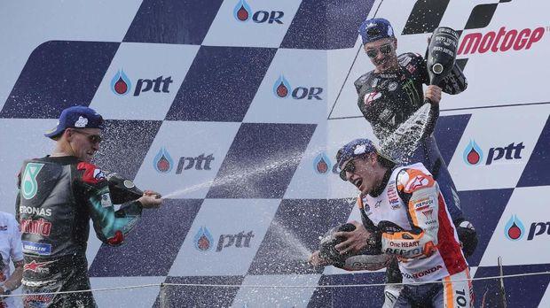7 Catatan Statistik Senasional Marquez di MotoGP