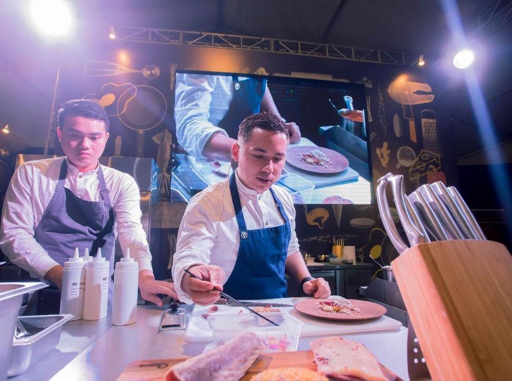 Acara Seru Masih Menanti di Jakarta Culinary Festival Hari Terakhir