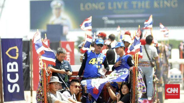 MotoGP Thailand 2020 berjalan sesuai jadwal.