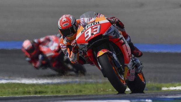 Dua Rekor Rossi yang Tak Bakal Dipecahkan Marquez