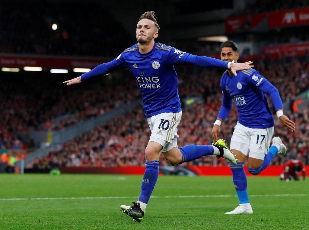 Maddison: Liverpool Tak Seharusnya Dapat Penalti