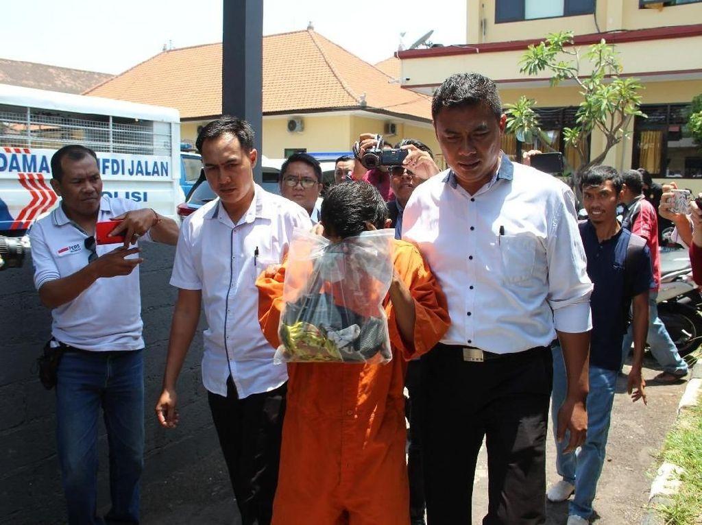 Diduga Cabuli Anak Asuh, Pendeta di Buleleng Ditangkap Polisi