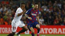 Bungkam Sevilla, Barcelona Kini Pepet Madrid