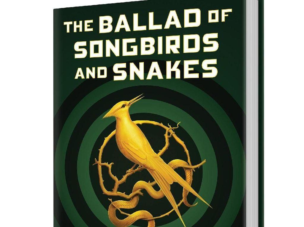 Tetap Terbit saat Corona, Prekuel Novel The Hunger Games Laris Manis
