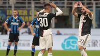 Juventus Hentikan Laju Sempurna Inter di Liga Italia
