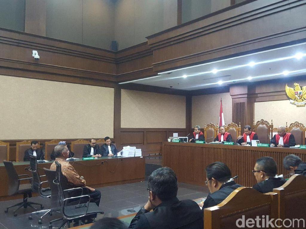 Kasus PLTU Riau-1, Sofyan Basir Dituntut 5 Tahun Penjara