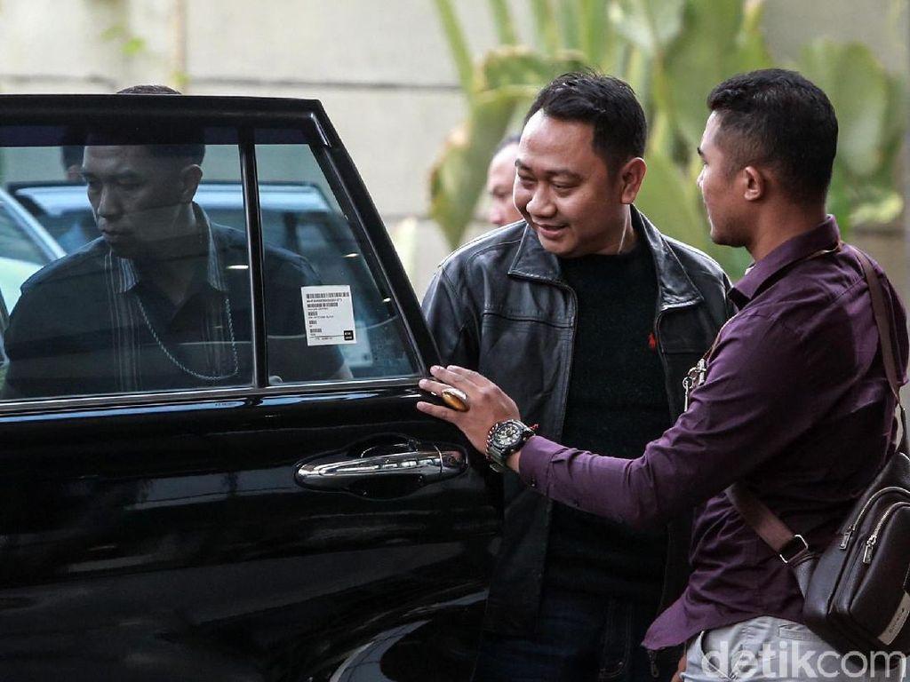 Detik-detik Bupati Lampung Utara Kena OTT KPK