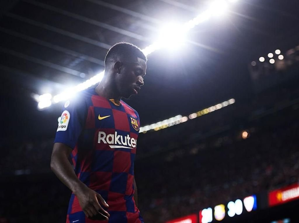 Rebut Kembali Tempatmu di Barcelona, Dembele
