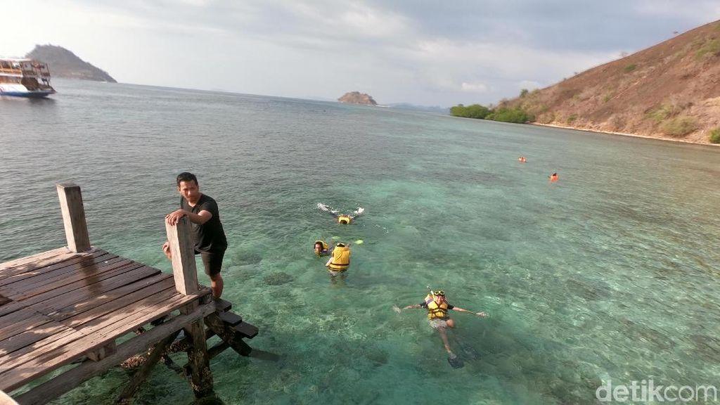 Momen Sehari Berlayar di Labuan Bajo, Epik!