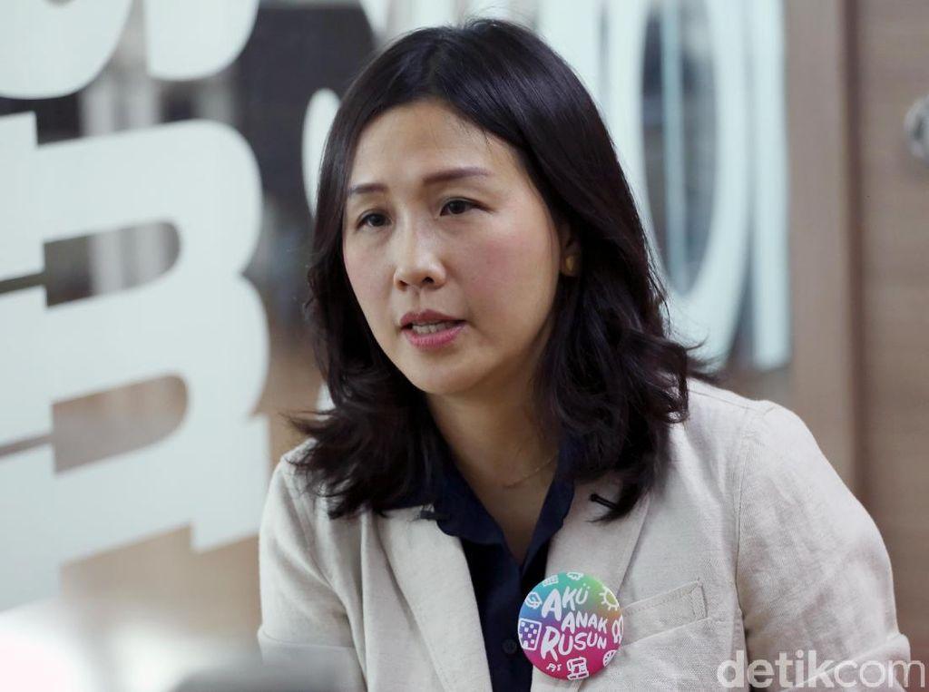 Veronica Tan Kini Fokus Bisnis Daging Premium dan Kafe Airsoft Gun