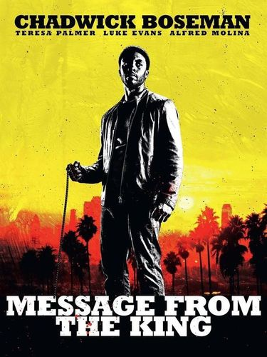 Poster Film Message From The King